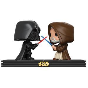 [Star Wars: Pop! Vinyl Movie Moments Set: Death Star Duel (Product Image)]