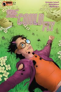 [She Could Fly #4 (Product Image)]
