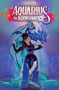 [Aquarius: The Book Of Mer #1 (Cover A Richardson) (Product Image)]