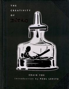 [Creativity Of Steve Ditko (Hardcover) (Product Image)]
