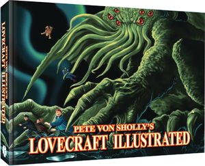 [Pete Von Sholly's Lovecraft Illustrated (Product Image)]