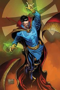 [Doctor Strange #10 (Quesada Variant) (Product Image)]
