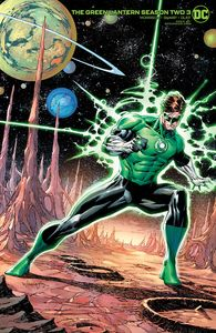 [Green Lantern: Season 2 #3 (Scott Wiliams Variant Edition) (Product Image)]