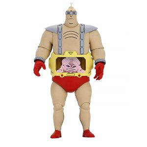 [Teenage Mutant Ninja Turtles: Ultimates Action Figure: Cartoon Krang's Android Body (Product Image)]