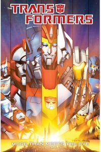 [Transformers: More Than Meets The Eye: Volume 3 (Product Image)]