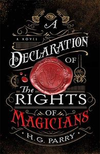 [A Declaration Of The Rights Of Magicians (Product Image)]