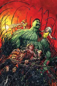 [Avengers: No Road Home #1 (Ferreyra Variant) (Product Image)]