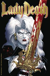 [Lady Death: The Reckoning #1 (25th Anniversary Edition) (Product Image)]