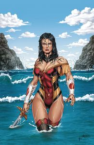 [Grimm Fairy Tales #28 (Cover D Reyes) (Product Image)]