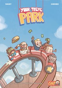 [Your Theme Park Adventure (Hardcover) (Product Image)]