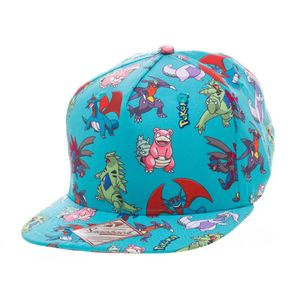 [Pokemon: Snapback: Characters All Over (Product Image)]