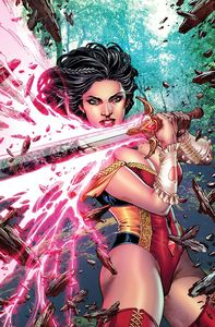 [Grimm Fairy Tales #3 (Cover A Silva) (Product Image)]
