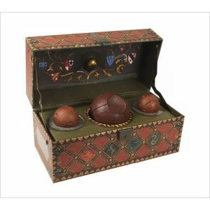 [Harry Potter: Collectible Quidditch Set (Product Image)]