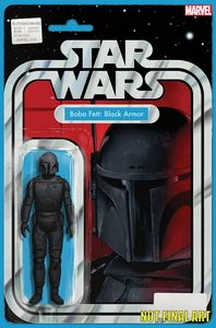 [Star Wars: War Of The Bounty Hunters Alpha #1 (Action Figure Variant) (Product Image)]