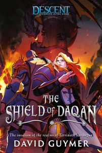 [The Shield Of Daqan: A Descent: Journeys in the Dark Novel (Product Image)]