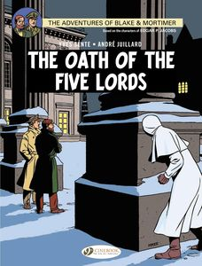 [Blake & Mortimer: Volume 18: The Oath Of The Five Swords (Product Image)]