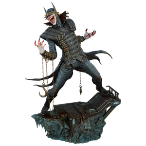 [Batman: Premium Format Statue: The Batman Who Laughs (Product Image)]