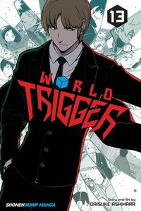 [World Trigger: Volume 13 (Product Image)]