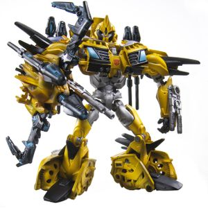 [Transformers: Prime: Deluxe Beast Hunter Wave 1 Action Figures: Bumblebee (Product Image)]