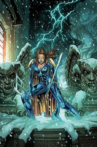 [Belle: Dead Of Winter (One Shot Cover A Vitorino) (Product Image)]