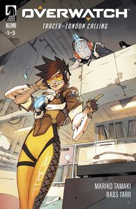 [Overwatch: Tracer: London Calling #1 (Cover A Bengal) (Product Image)]