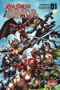 [Red Sonja: Age Of Chaos #1 (Cover B Quah) (Product Image)]