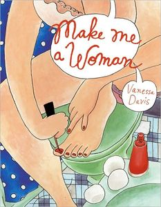 [Make Me A Woman (Hardcover) (Product Image)]
