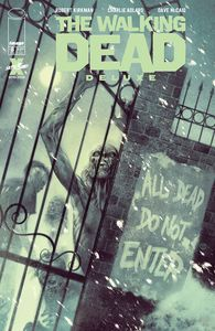 [Walking Dead: Deluxe #8 (Cover C Tedesco) (Product Image)]