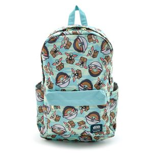 [Star Wars: The Mandolorian: Loungefly Backpack: The Child (Baby Yoda) (Product Image)]