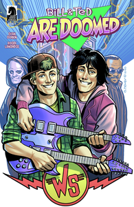 [Bill & Ted Are Doomed #4 (Cover B Dewey) (Product Image)]
