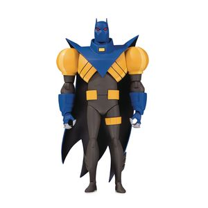 [Batman: The Adventure Continues: Action Figure: Azreal (Product Image)]