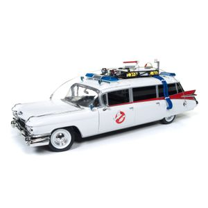 [Ghostbusters: 1:21 Scale Die-Cast Ecto-1 (Product Image)]