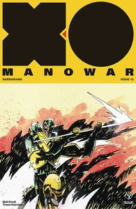 [X-O Manowar (2017) #15 (Cover B Mahfood) (Product Image)]
