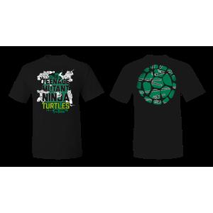 [Teenage Mutant Ninja Turtles: T-Shirt: Turtles Quote (Filled) (Product Image)]