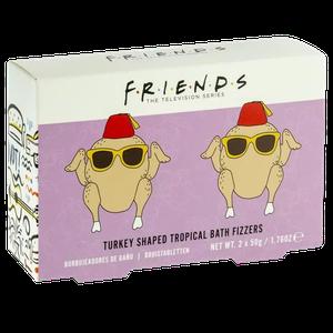 [Friends: Bath Fizzer 2 Pack: Turkey (Product Image)]