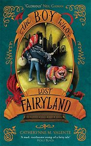 [The Boy Who Lost Fairyland (Product Image)]