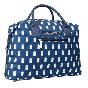 [Doctor Who: Laptop Bag: TARDIS (Product Image)]