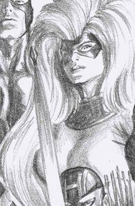 [Fantastic Four: Antithesis #3 (Timeless Virgin Sketch Variant) (Product Image)]