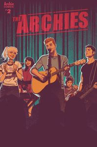 [Archies #2 (Cover A Reg Smallwood) (Product Image)]