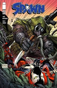 [Spawn #320 (Cover B Mcfarlane) (Product Image)]