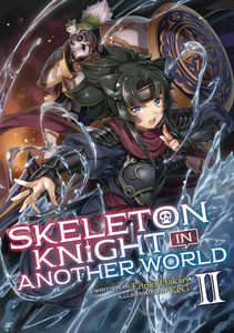 [Skeleton Knight In Another World: Volume 3 (Light Novel) (Product Image)]