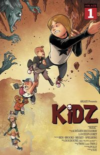 [The cover for Kidz #1 (Cover A Cristobal)]