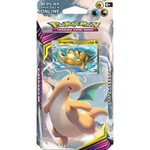 [Pokémon: Trading Card Game: Theme Deck: Sun & Moon 11: Unified Minds (Product Image)]