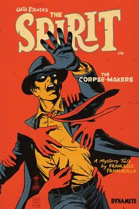 [Will Eisner's: The Spirit: Corpse Makers (Signed Edition - Hardcover) (Product Image)]