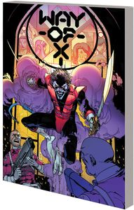 [Way Of X By Si Spurrier: Volume 1 (Product Image)]