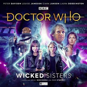 [Doctor Who The Fifth Doctor Adventures: Wicked Sisters (Product Image)]