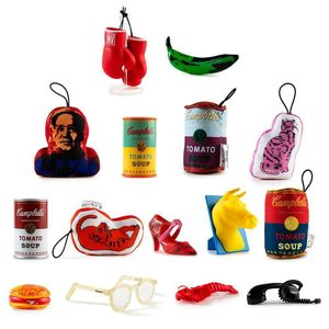 [Kidrobot: Mini Figures: Andy Warhol Campbells Soup Cans: Series 2 (Product Image)]