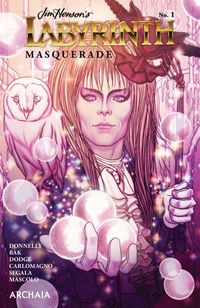 [The cover for Jim Henson's Labyrinth: Masquerade #1 (Cover A Main)]