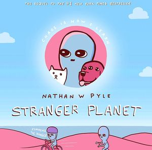 [Stranger Planet (Hardcover) (Product Image)]