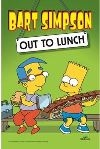 [Bart Simpson: Out To Lunch (Titan Edition) (Product Image)]